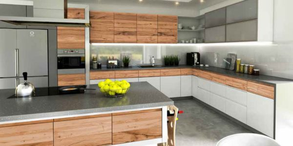 For home: kitchen fronts